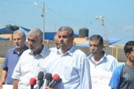 اتحاد الكرة يُنظم وقفة احتجاجية لمنع إسرائيل السماح لمنتخب الشواطئ المشاركة في دورة الألعاب الآسيوية